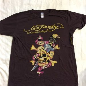 Ed Hardy New XL men's Shirt